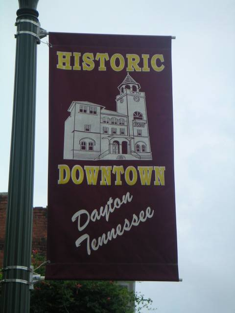 Downtown Dayton, Tennessee
