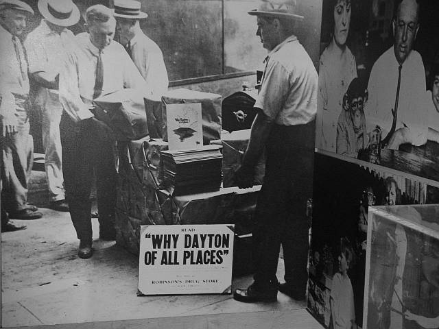 Scopes Trial 1925 - Dayton, Tennessee